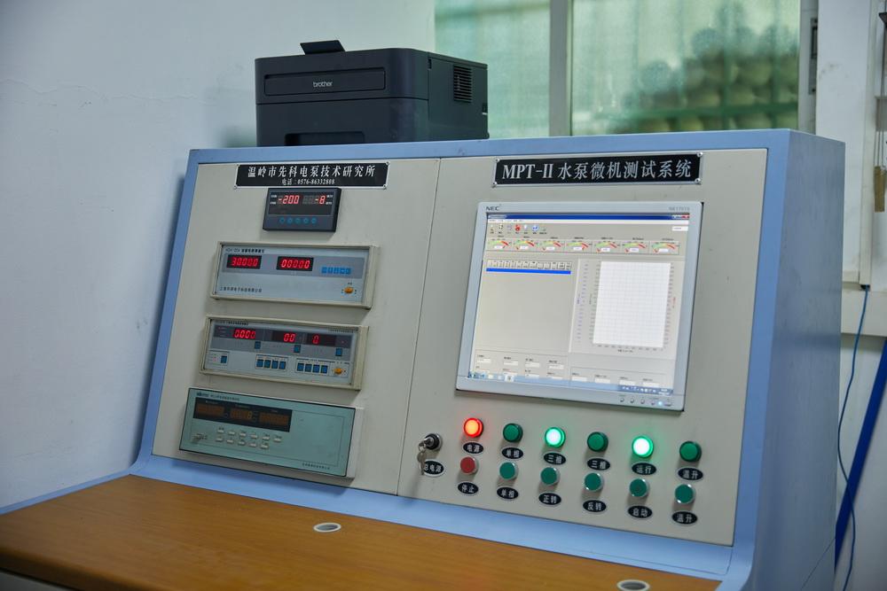 水泵測試臺2